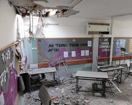 israel ataque escola onu gaza