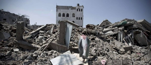 gaza palestina israel oriente