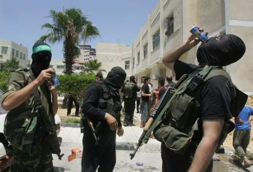 militantes hamas
