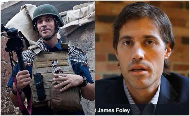 jornalista james foley decapitado eua