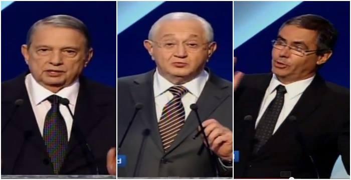 jornalistas debate band boris casoy