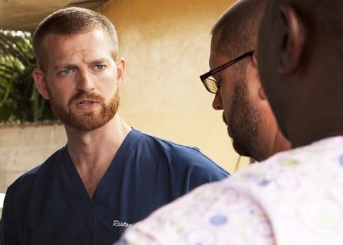 médico ebola eua áfrica