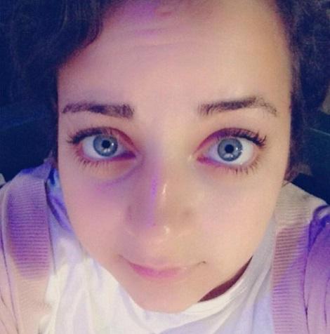 Farah Baker gaza israel menina