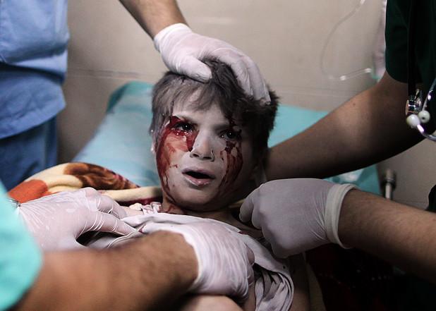 menino palestino israel gaza ataque