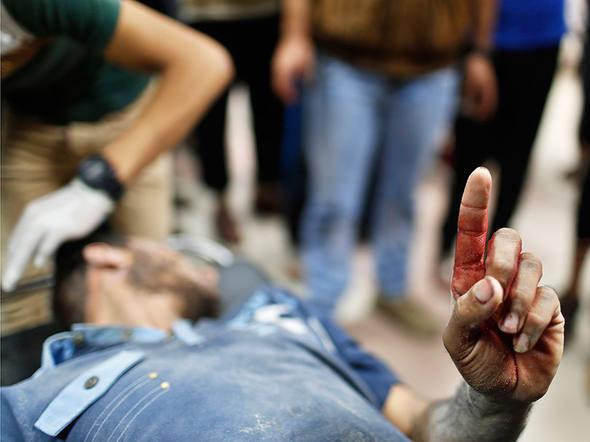 palestino ferido gaza hospital mortos