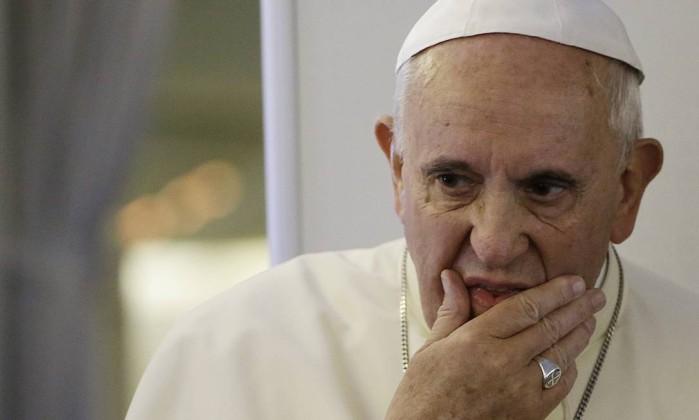 papa francisco estado islâmico