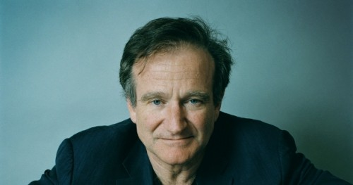 ator robin williams morre