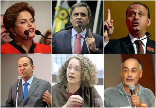 tempo tv candidatos presidência eleições 2014