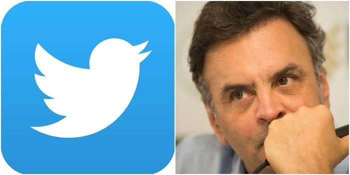 aécio neves twitter
