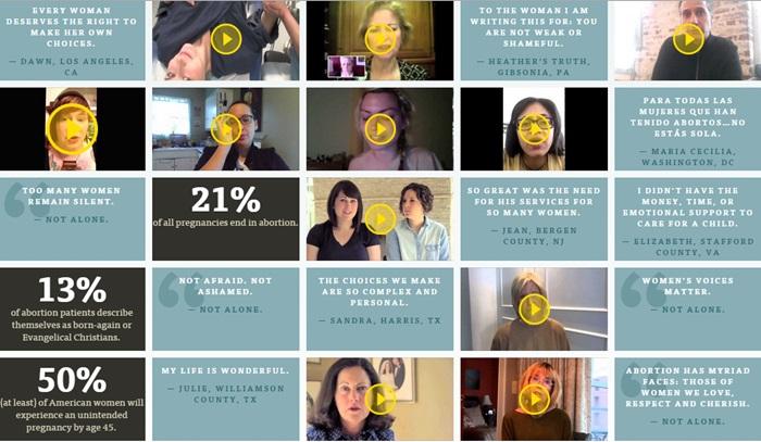 depoimentos mulheres aborto mundo