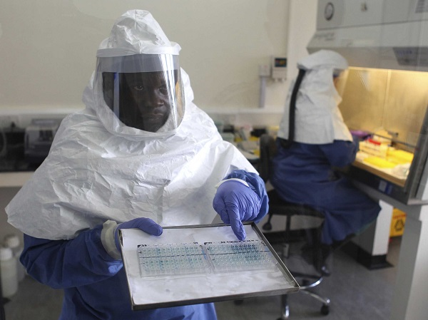 ebola áfrica epidemia doença