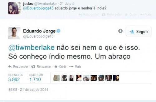eduardo jorge twitter