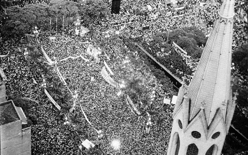 eleições 1989 diretas já