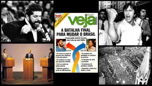 eleições de 1989 lula debates