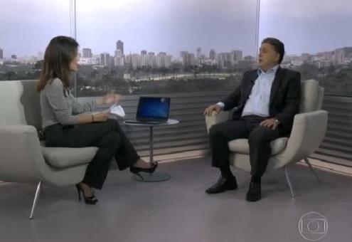 entrevista garotinho rede globo ditadura
