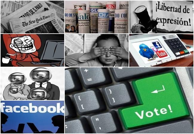 eleições imparcialidade internet 2014