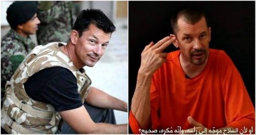 John Cantlie jornalista estado islâmico