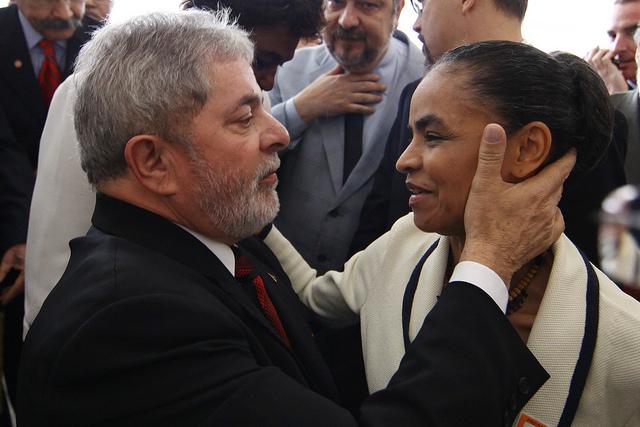 marina silva lula eleições 2014