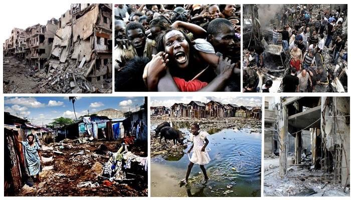 países mais infelizes triste mundo
