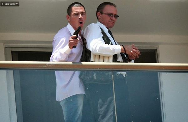sequestro brasília hotel terrorista