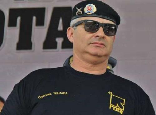 coronel telhada psdb preconceito