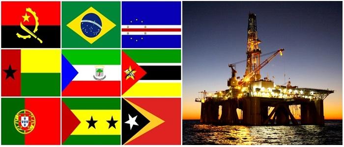 cplp paises petroleo mundo