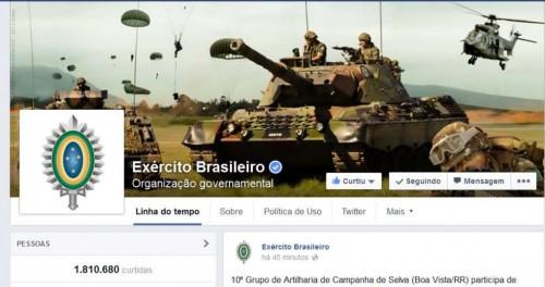exército brasileiro golpe dilma