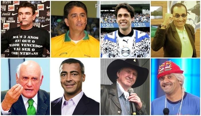 famosos eleitos deputado 2014