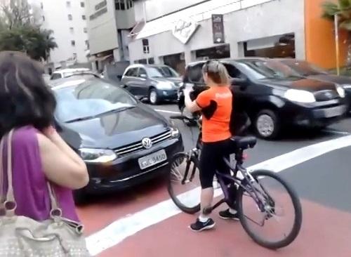 motorista ciclista higienópolis são paulo