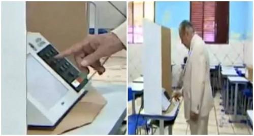 sarney votou em aécio vídeo