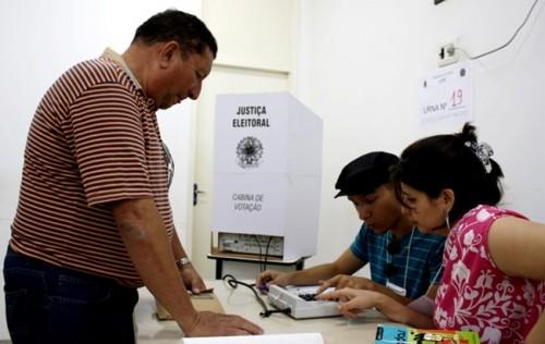 eleição significa democracia direito votar
