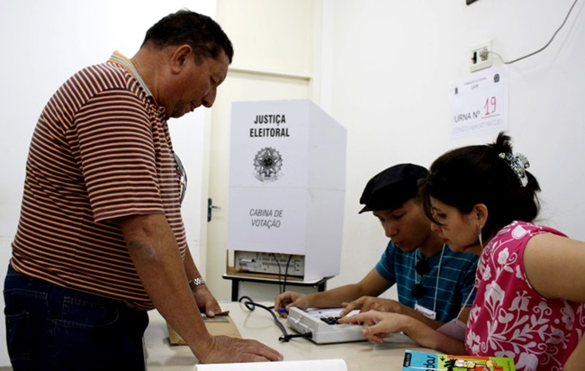 eleicao significa democracia direito votar