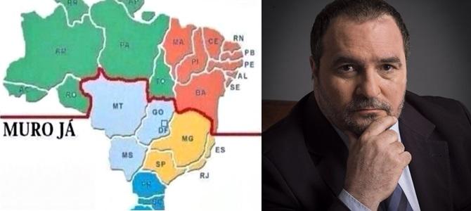 romeu tuma jr xenofobia preconceito nordeste