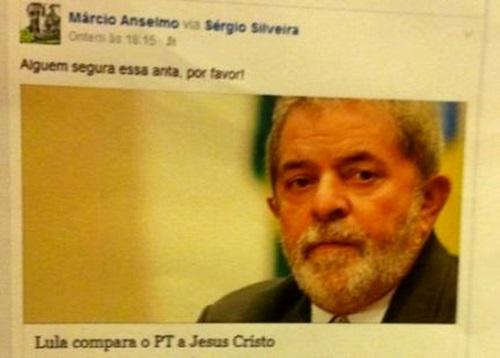 Delegado PF Marcio Anselmo
