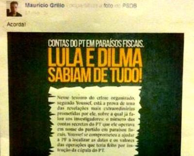 Delegado PF Mauricio Grillo