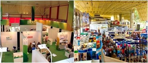 cuba brasil feira interncaional havana
