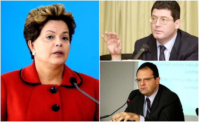 Dilma Rousseff Levy Nelson Barbosa