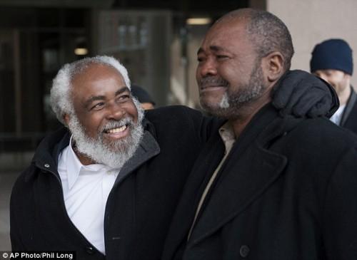 Wiley Bridgeman ricky jackson presos injustamente