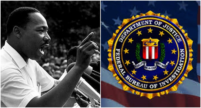 martin luther king fbi racismo eua