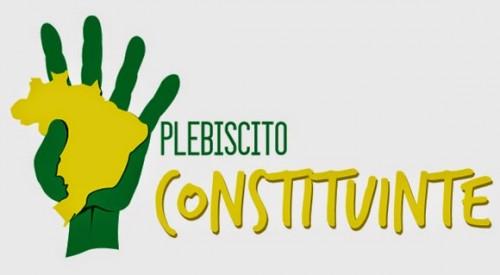 plebiscito constituinte brasil reforma política