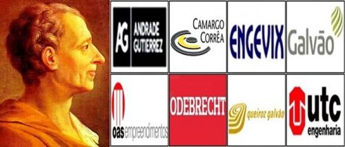Montesquieu Operação Lava Jato Petrobras