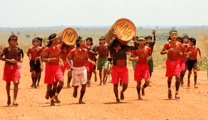 corrida tora buriti terras indigenas
