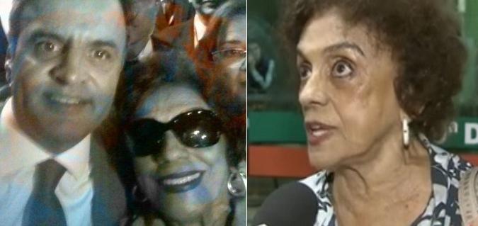 aposentada congresso ruth gomes sá