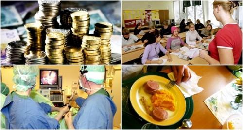 impostos suécia educação saúde habitação