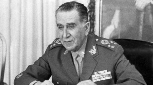 O general Médici (Arquivo/Ag.Estado)