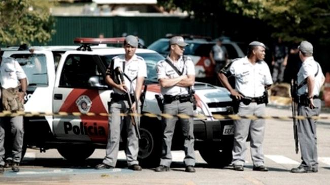 PM recorde mortes criminalidade São Paulo