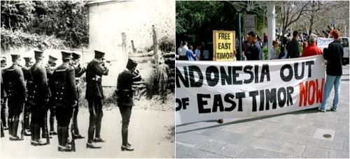 Pena morte Indonésia Timor-Leste