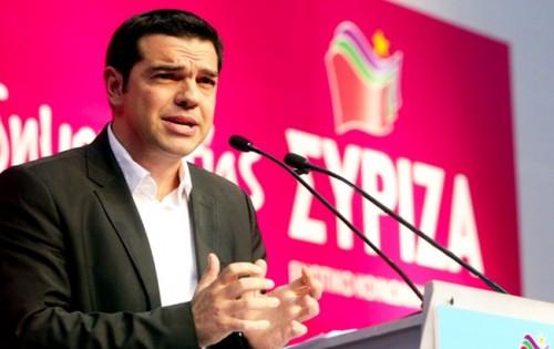 Syriza esquerda pós-guerra Europa