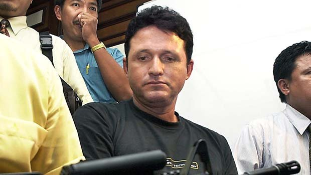 marcos archer condenado morte indonésia