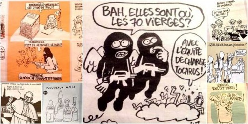 charlie hebdo charges